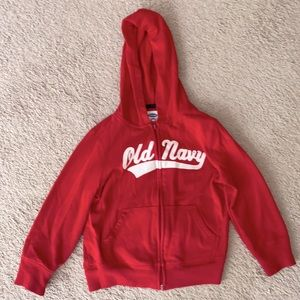 Old navy jacket size 5T